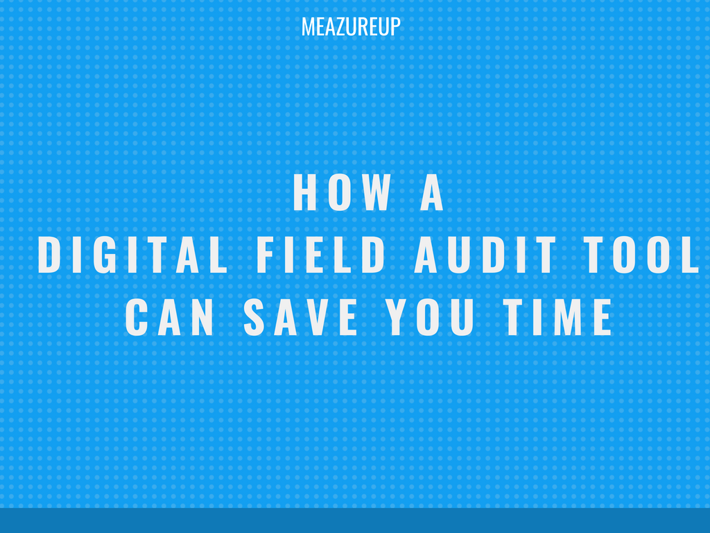 digital field audit